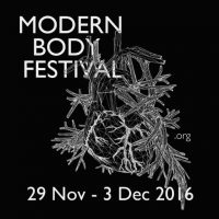 2/3 Dec 16: Quicklime @ Modern Body Festival