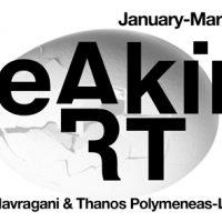 Jan/Mar 18: Breaking Art @ Megaron Mousiki, Athens (GR)